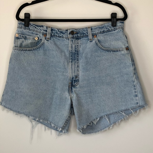 Vintage Levi's 550 High Waist Shorts